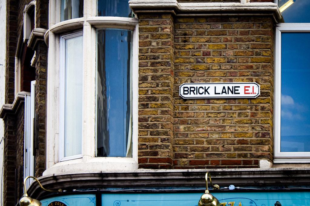 Brick Lane East London